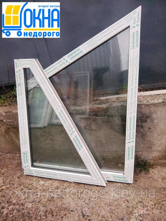 Нестандартные окна пластиковые