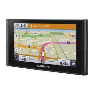 GPS навигатор Garmin DezlCam LMT