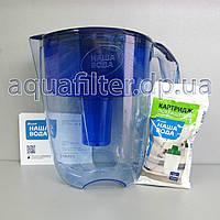 Фильтр-кувшин для воды НАША ВОДА Maxima (Максима) синий, фото 1