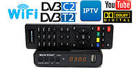 DVB-T2 Тюнер World Vision T62D, Youtube, Gmail Megogo