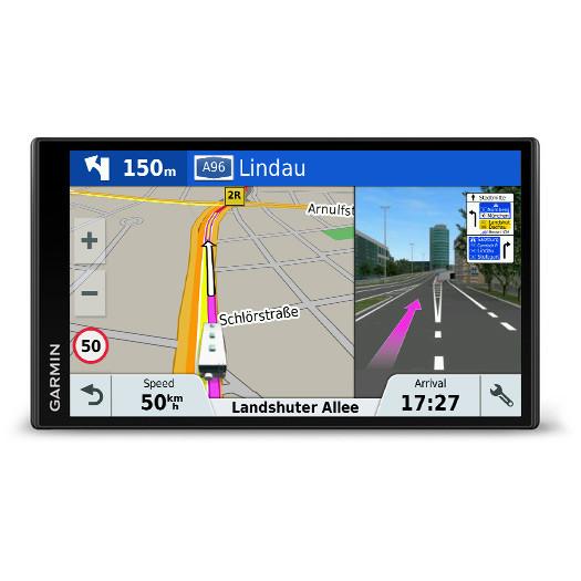 GPS навигатор Garmin Camper 770 LMT-D, Europe