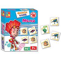 Игра настольная Фиксики Мемо Vladi Toys (VT2107-02)