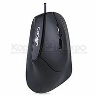 Мышь Crown CMM-960 Health, 1600dpi, USB, чёрный, фото 4