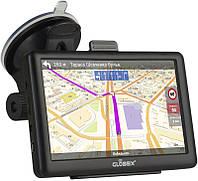 GPS навигатор Globex GE518