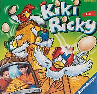 Настольная игра Ravensburger Кики Рикки (RSV-210442)