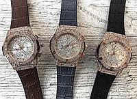 Часы Hublot Big Bang Black W новейшая модель