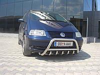 Volkswagen Sharan кенгурятник WT003 без надписи