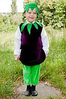 Карнавальный костюм Баклажан №1