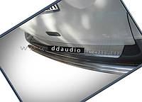 Тюнинг заднего бампера Volkswagen Caddy (Carmos)