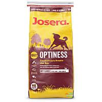 JOSERA Optiness - корм д/соб. с пониженным содержанием белка 15 кг