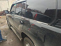 Toyota LandCruiser 100 Окантовка окон