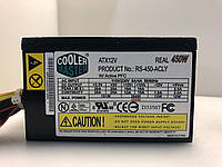Блок питания 450W COOLER MASTER Real Power RS-450-ACLY  б/у, фото 1