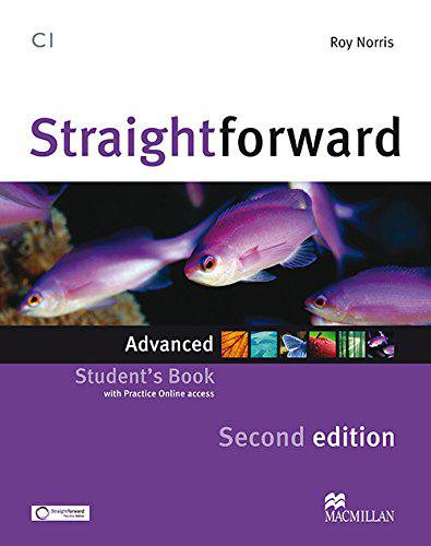 Straightforward Second Edition Advanced Student's Book with Practice Online access (Учебник)