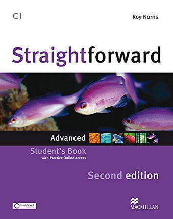 Straightforward Second Edition Advanced Student's Book with Practice Online access (Учебник), фото 2