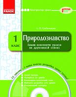 Гребенькова Л.О. Природознавство. 1 клас. Плани-конспекти уроків з CD-диском