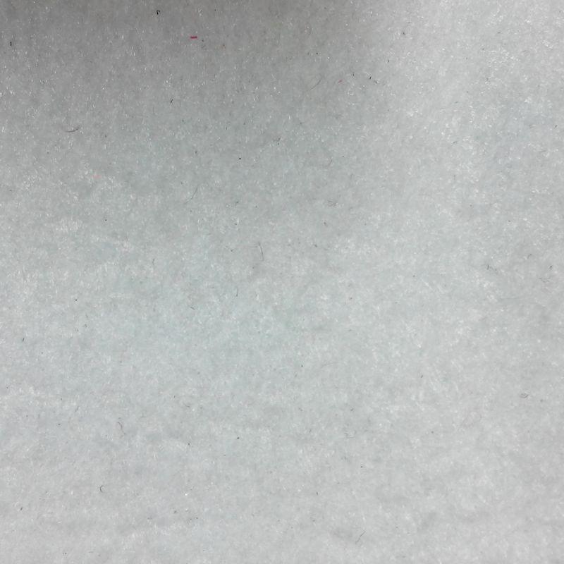 Фетр 3 мм белый