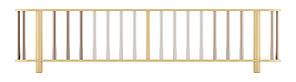 Упаковка из 48 реек для подростковой кровати Micuna Life Brooklyn (CP-1722)