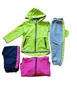 Спортивный костюм-двойка для девочки, F&D, размеры 1-5 лет, арт. FD-7632