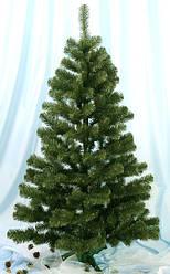 Ялинка штучна зелена 2.2 метра Класична