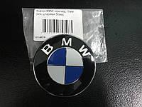 BMW X6 E71 эмблема 82.5мм самоклейка+3 шайбы