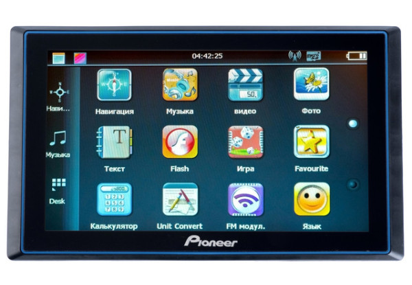 GPS навигатор Pioneer X74