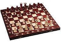 Шахматы Wegiel Senator коричневые (60014)