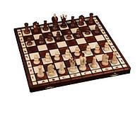 Шахматы Wegiel Royal-36 коричневые (62022)