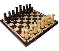 Шахматы Madon Small Castle махагон (64106)