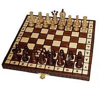 Шахматы Wegiel Royal-30 коричневые (62019)