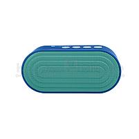 Колонки портативные 1.0 Canyon CNS-CBTSP3 RMS 4W, Bluetooth, микрофон, microSD, питание от аккумулятора, синий, фото 2