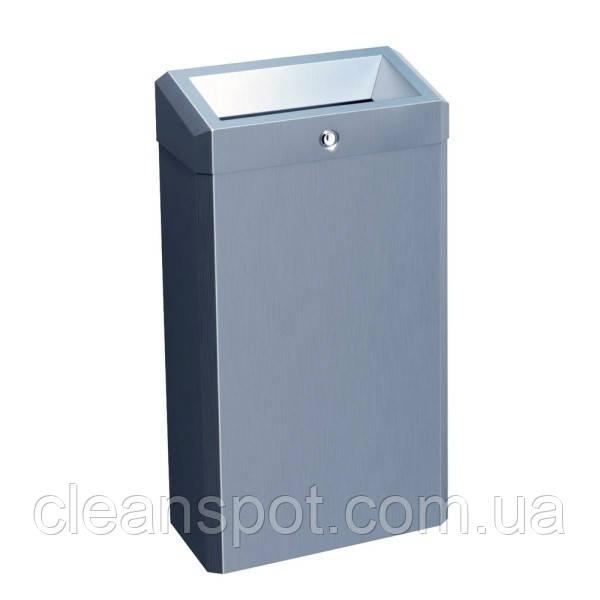 Корзина для мусора с конусным отверстием металлическая Stella Mini