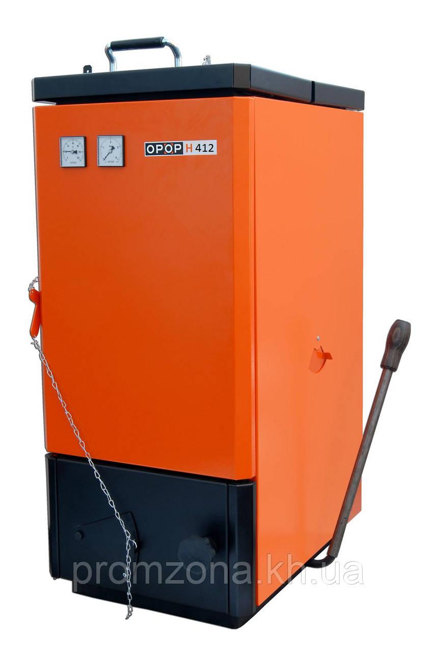 OPOP Н412 12-14 кВт котел твердопаливний нижнього горіння