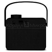 Колонки портативные 2.0 Sven PS-72 RMS 6W, Bluetooth, микрофон, FM, USB, microSD, питание от аккумулятора, чёрный, фото 3