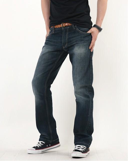 Джинсы LEVIS  514™ Straight Jeans - Green Ice