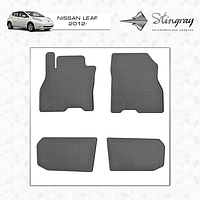 Nissan Leaf резиновые коврики Stingray Premium