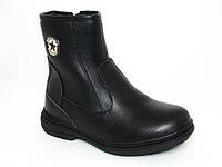 Детская зимняя обувь ботинки Шалунишка:5848