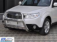 Subaru Forester Кенгурятник WT018