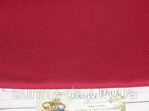 3835/906, Lugana, цвет - Victorian Red/викторианский красный, 25ct