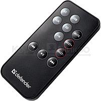 Колонки 2.1 Defender X200 RMS 20W, Bluetooth, FM, USB, SD, ПДУ, МДФ, чёрный, фото 2