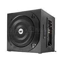 Колонки 2.1 Crown CMBS-401 RMS 40W, Bluetooth, FM, USB, SD,ПДУ, МДФ, чёрный, фото 3