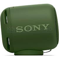 Колонки портативные 1.0 Sony SRS-XB10 RMS 5W, Bluetooth, микрофон, влагонепроницаемые, питание от аккумулятора, зелёный, фото 4