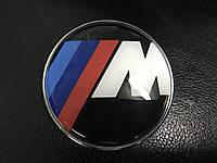 BMW F10 F11 F07 Эмблема 78мм турция на штырях М-стиль