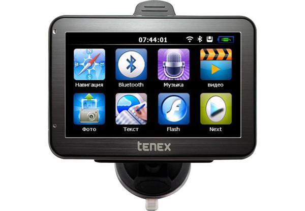 GPS навигатор Tenex 45S