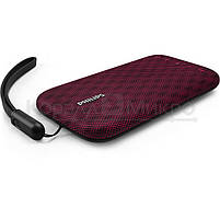 Колонки портативные 1.0 Philips EverPlay BT3900P RMS 4W, Bluetooth, микрофон, влагонепроницаемые, ударопрочные, питание от аккумулятора, красный, фото 2
