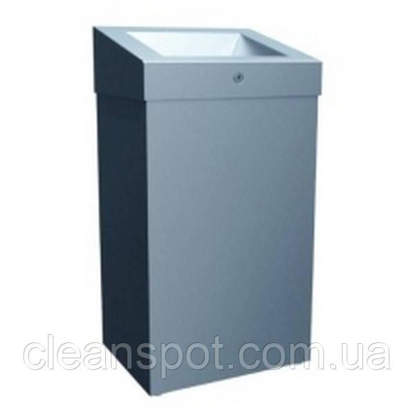 Корзина для мусора с отверстием металлическая Stella Maxi