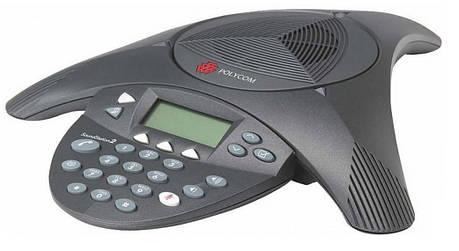 Телефон для конференций Polycom Soundstation2 EX, фото 2