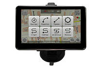 GPS навигатор Tenex 50Sbt