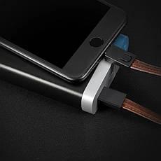 Зовнішній акумулятор ROCK Odin Power Bank 20000 mAh Black. Краща якість. 100% оригінал, фото 3