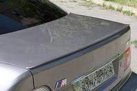 BMW E39 спойлер сабля лип под покраску