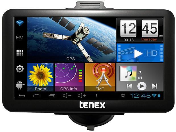 GPS навигатор Tenex 70AN (Android)